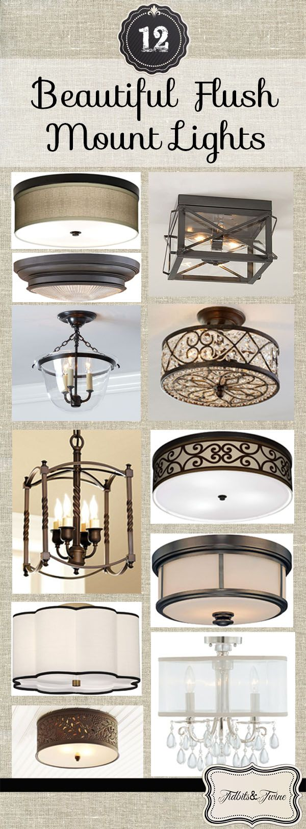 flush mount lighting kitchen lighting flush mount 12 Beautiful Flush Mount Ceiling Lights