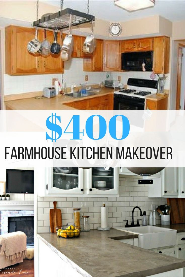 kitchen design inspiration diy crafts hgtv kitchen remodel Kitchen Makeover using paint hardware and ardex feather finish counters