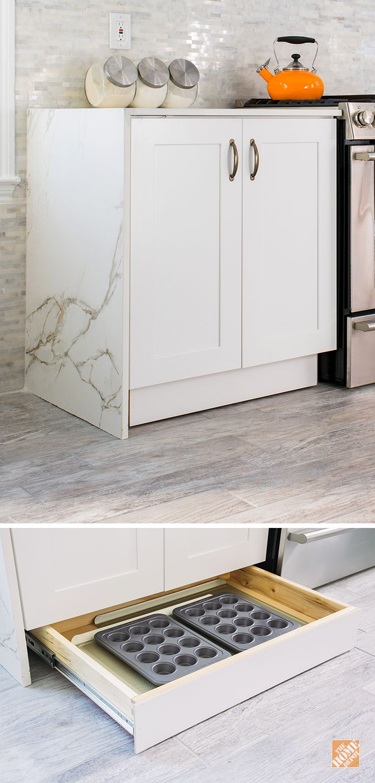 kitchen ideas inspiration home depot kitchen remodel Storage Solutions for Your Kitchen Makeover