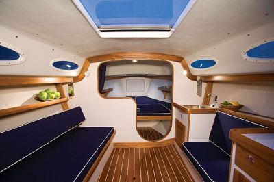 interior sailboat ideas - Google Search | Great Idea | Pinterest | The white, Sailboat interior ...