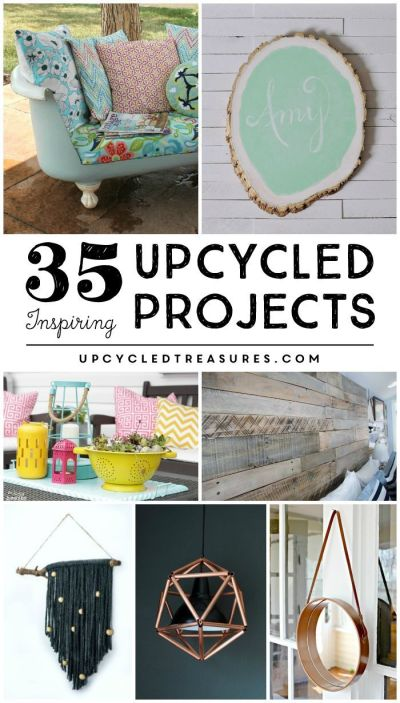 56 best images about DIY Projects: Reduce, Reuse, Upcycle ...