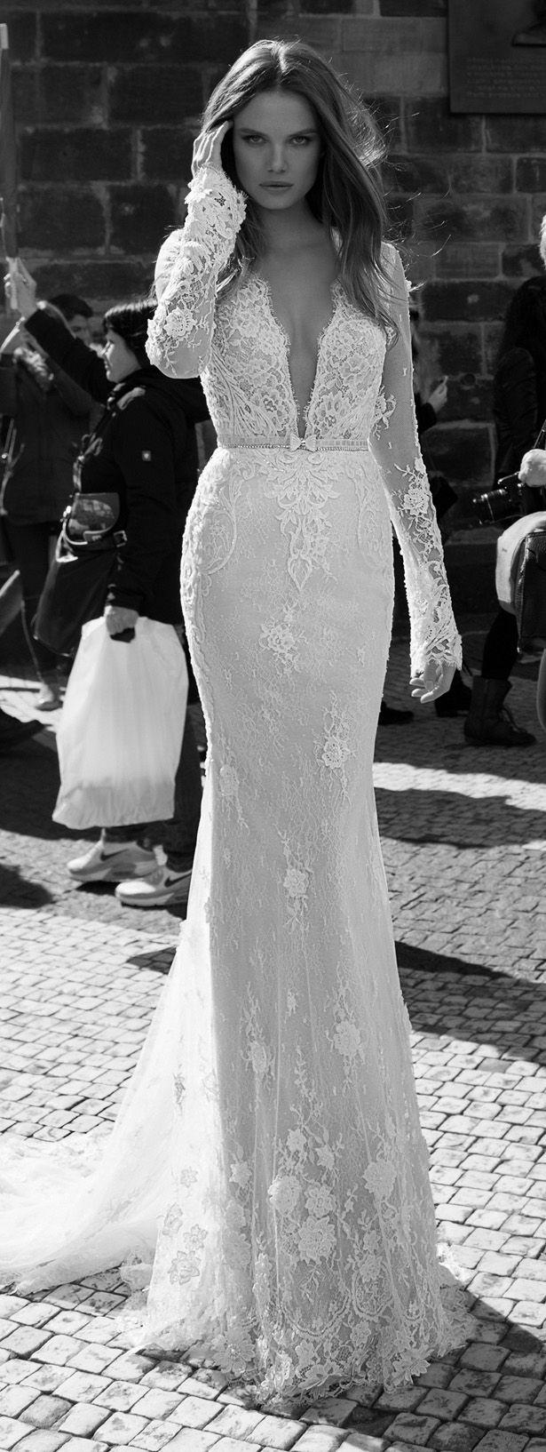 berta wedding dresses Wedding Dresses by Berta Bridal Fall Lace mermaid Belle and Wedding
