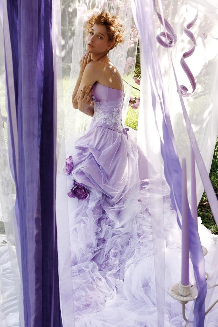 purple wedding dresses lavender wedding dress best images about Purple wedding dresses on Pinterest Lilac wedding Lavender wedding dress and Gowns