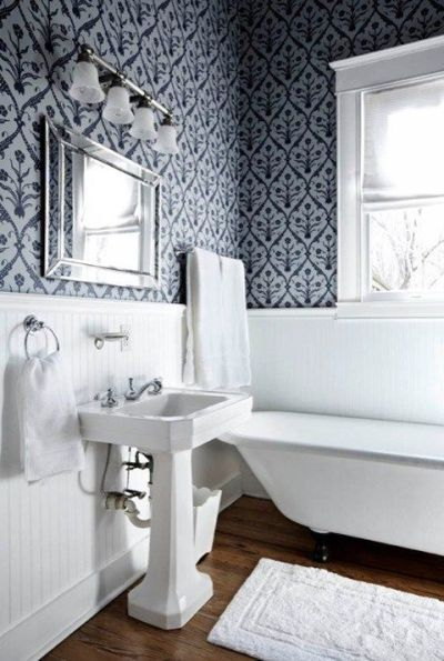 1000+ ideas about Wainscoting In Bathroom on Pinterest | Bead board bathroom, Wainscoting ...