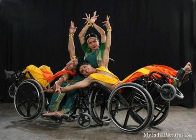 Handicapped Dance Stage Show Motivational : India Pictures ...