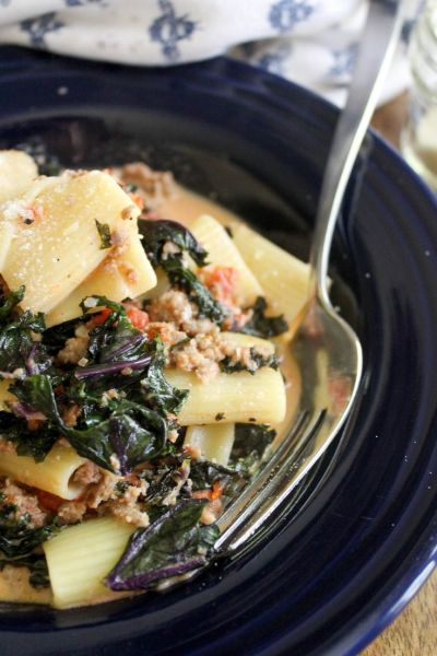 17 Best ideas about Rigatoni on Pinterest | Rigatoni recipes, Baked pasta recipes and Penne