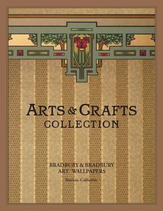 32 best images about Bradbury Wallpaper Catalogs on Pinterest | Arts & crafts, Landscape ...