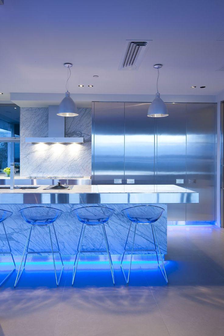 led lights led kitchen light The impact of custom LED lighting cannot be overstated http www