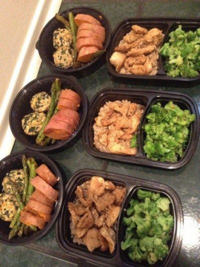 17 Best ideas about Meal Prep Containers on Pinterest | Lunch meal prep, Food prep containers ...