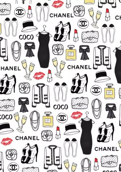 Chanel on We Heart It | Chanel | Pinterest | Follow me, We heart it and Chang'e 3
