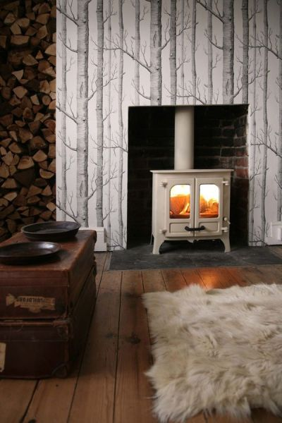 26 Best images about Wood burning fireplaces on Pinterest | Mantles, Simple fireplace and Hearth