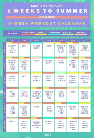 Best 20+ 6 week workout plan ideas on Pinterest