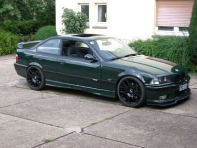 old school bmw e36 m3 in british racing green   Car ideas   Pinterest   BMW M3, BMW and Racing