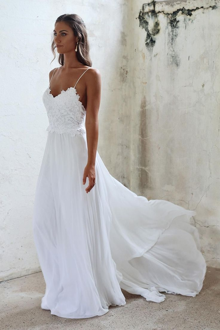 wedding dresses casual beach wedding dress 25 Best Ideas about Wedding Dresses on Pinterest Weding dresses Weeding dresses and Pretty wedding dresses