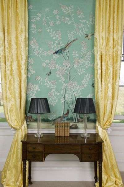 de Gournay: Our Collections - Wallpapers & Fabrics Collection - Plains Collection | | Housestuff ...