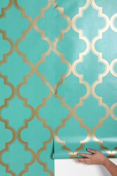 Marrakesh Honey Removable Wallpaper | Pinterest | Urban outfitters, Love this and Patterns