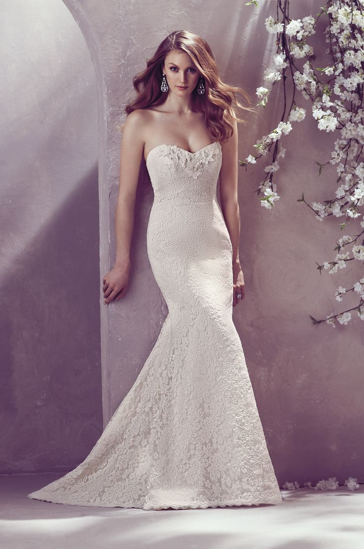 wedding dress wedding dress Mikaella Ellie s Bridal Boutique Alexandria