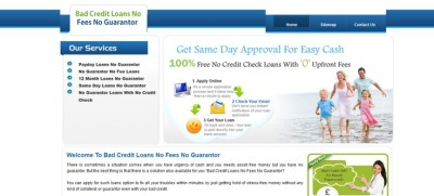 17 Best images about Bad Credit Loans No Guarantor on Pinterest | Short term loans, Bad news and ...