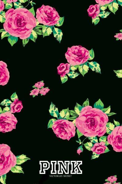 Pink Victoria's Secret iPhone Wallpaper | Interchangeable phone case pictures (: | Pinterest ...