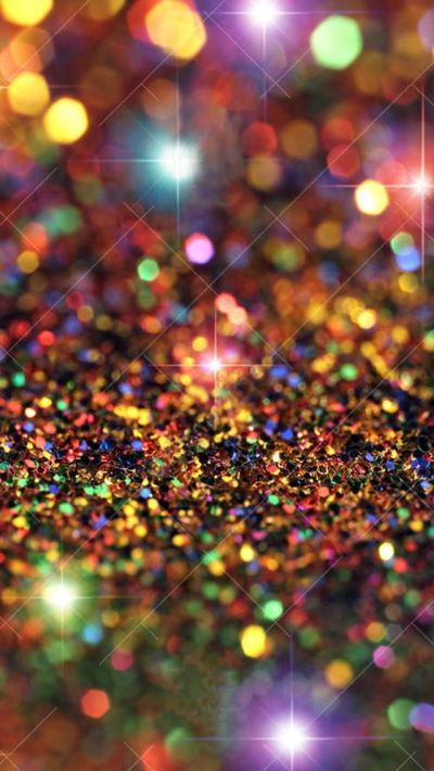 Glitter, Sparkle and iPhone wallpapers on Pinterest