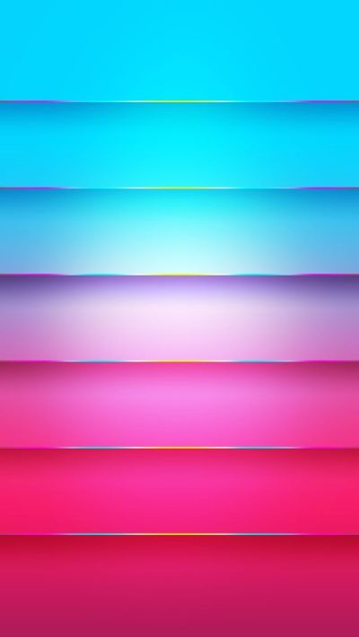 TAP AND GET THE FREE APP! Shelves Stylish Blue Red Gradient Ombre Bright HD iPhone 6 plus ...