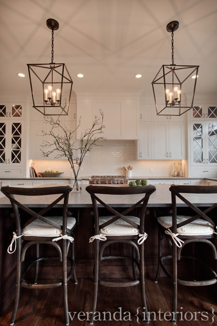 lighting kitchen lights over table Six Stylish Lantern Pendants that won t Break the Bank Kitchen Light