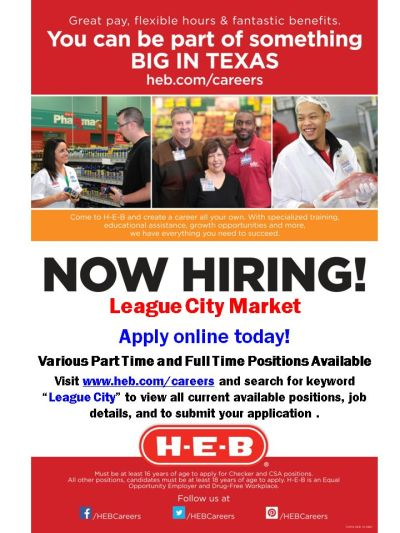 70 best images about Careers at H-E-B on Pinterest | The flyer, Apply online and The sans