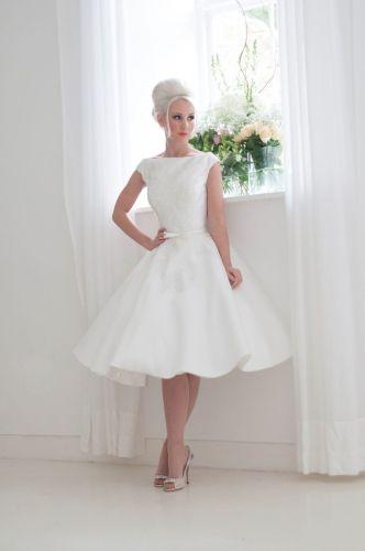 tea length short wedding dresses reception dresses for wedding The Fabulous Bridal Collection from House of Mooshki Bridal Shower DressesReception