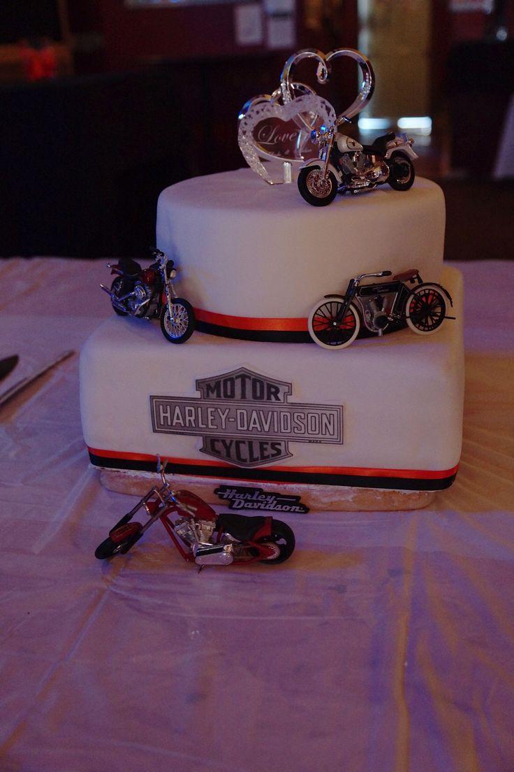 harley davidson weddings harley davidson wedding dresses Harley Wedding Cake