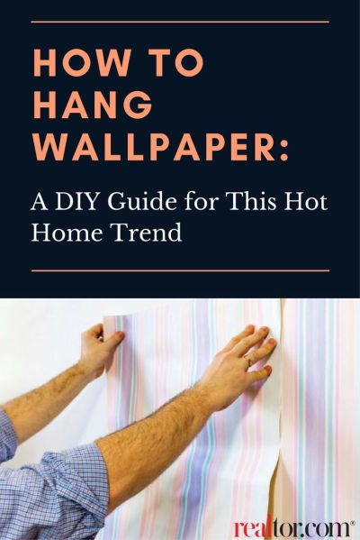 17 Best ideas about How To Hang Wallpaper on Pinterest | Hanging wallpaper, How to wallpaper and ...