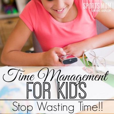 Time Management for Kids | Wasting time, The o'jays and Kid