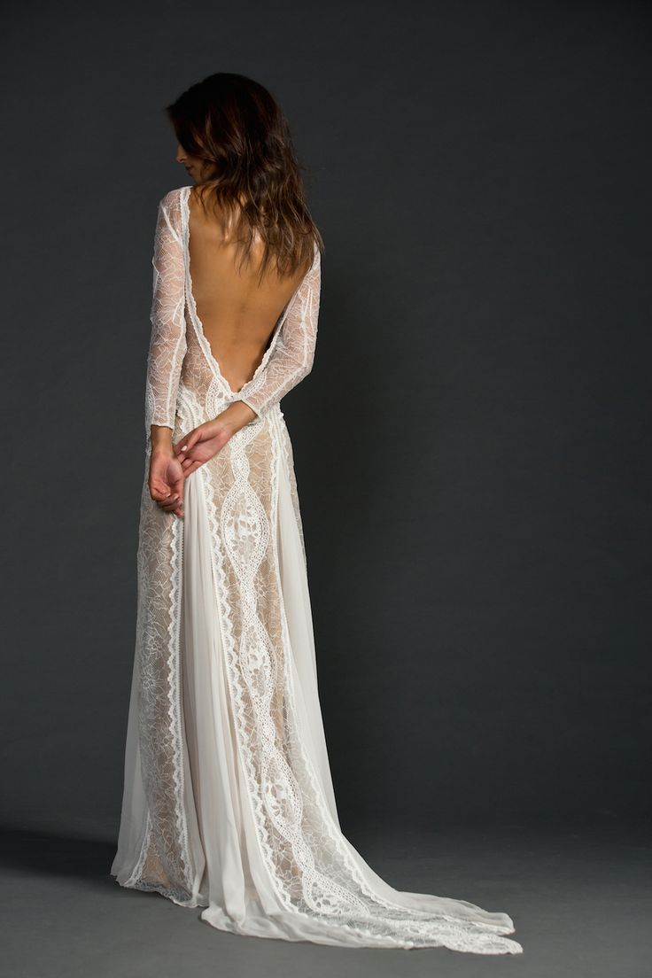 grace loves lace boho wedding dress Boho Pins Top 10 Pins of the Week our favourite picks from Pinterest this week Boho Weddings UK Weddng Blog