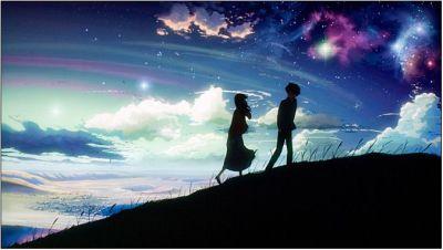 22 best images about 5cm Per Second on Pinterest | Fanart, Anime films and Sad