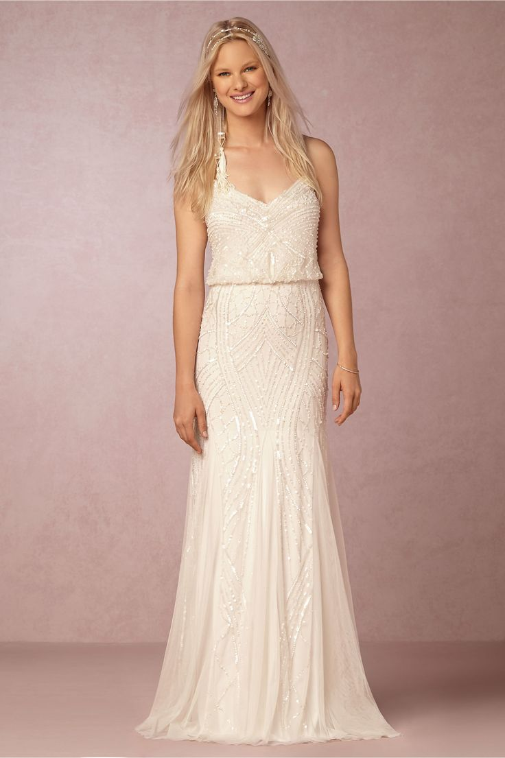 wedding dresses reception wedding dresses BHLDN Grazia Dress in Bride Reception Dresses at BHLDN