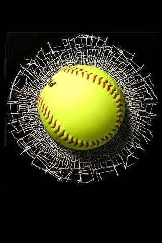 Softball iPhone Wallpapers/iPhone Backgrounds/iPod touch Wallpapers 320x480 [ID:4926] | softball ...