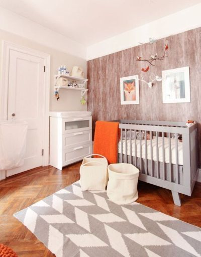 Rental Decor on a Budget: Ideas for Using Removable Wallpaper In Small Quantities | Therapy ...