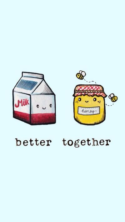 25+ best ideas about Better Together on Pinterest | Ice cream illustration, Ice cream tattoo and ...