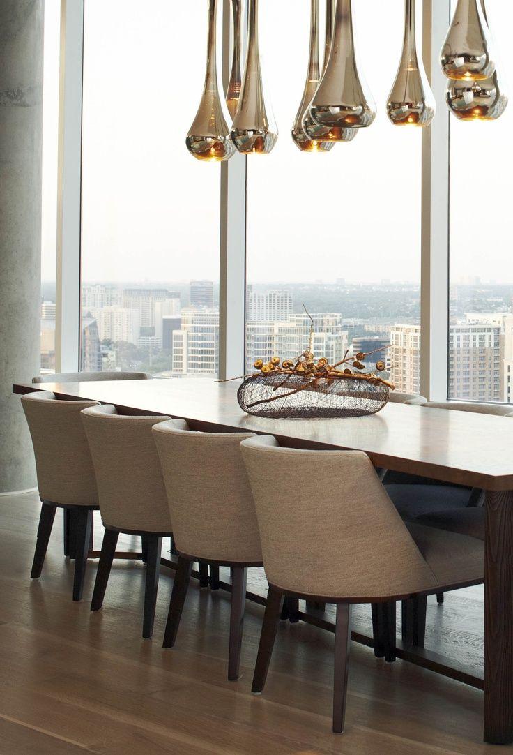 hospitality lighting kitchen table lighting Cool Dining Table Lighting Design Ideas