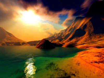 Most Beautiful Pictures of Sunrise | Sunrise Wallpapers - The most beautiful scenery in the ...
