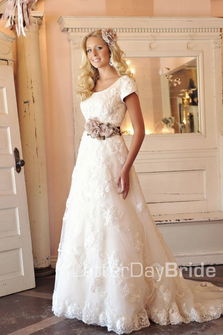 mormon weddings 3 country wedding dress Modest Wedding Dresses Latter Day