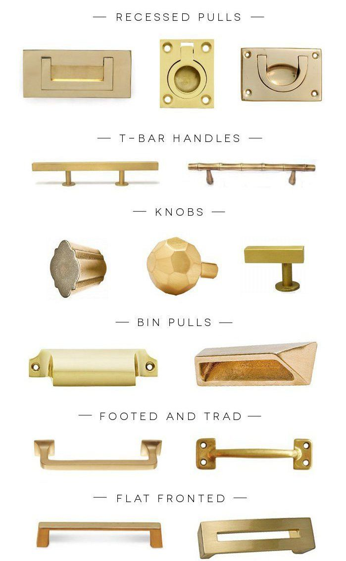 hardware kitchen cabinet drawer pulls brass knobs pulls handles for the kitchen