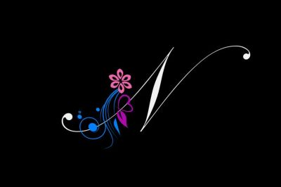 """Alphabet Letter """"N"""" HD Wallpapers very beautiful and much Interesting.Now you can download free ..."""