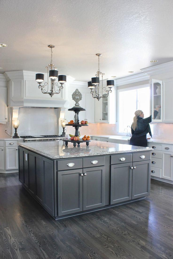 grey hardwood floors wood floor in kitchen 25 best ideas about Grey Hardwood Floors on Pinterest Grey wood floors Grey flooring and Wood floor colors