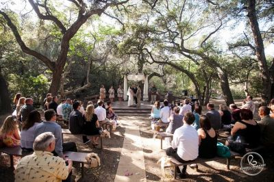 Southern California Wedding Venue: Oak Canyon Nature ...