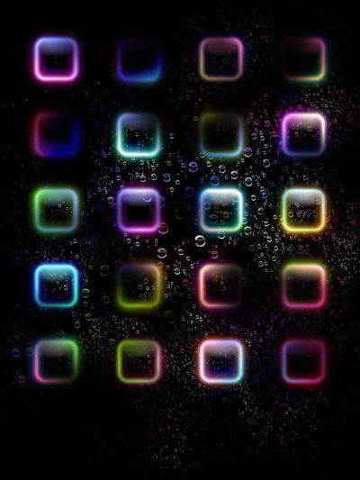 App / Icon Skin Wallpaper | IPhone / IPad Wallpaper; ICON & APP SKINS | Pinterest | Wallpapers ...