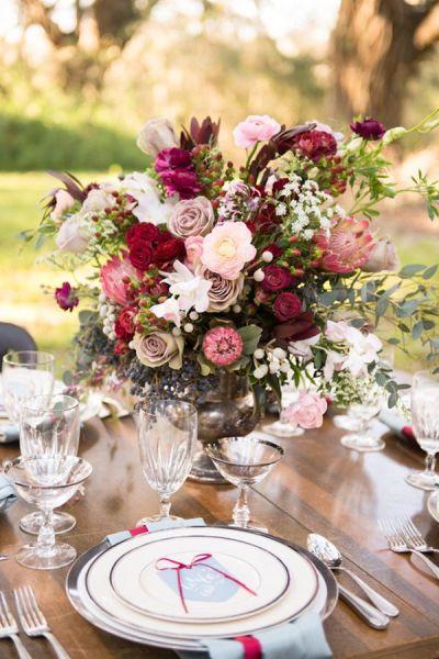 25+ Best Ideas about Romantic Wedding Centerpieces on ...