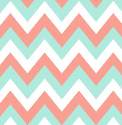 17 Best ideas about Coral Chevron on Pinterest   Coral ...
