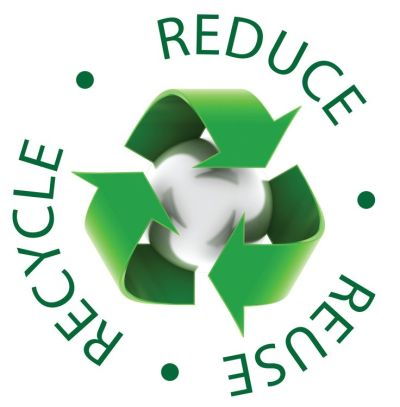Reduce Reuse Recycle Logo | Free All Download | library decor + | Pinterest | Reuse recycle and ...