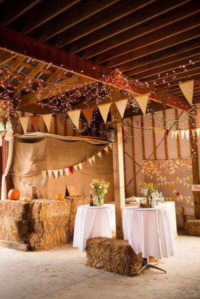 Fall Decor | Wedding, Love it and Barns