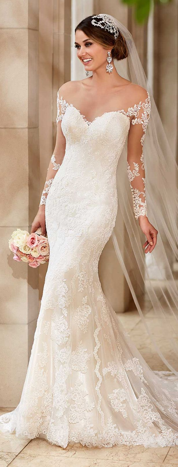 stella stella wedding dressing Stella York Spring Wedding Dresses Collection http www tulleandchantilly